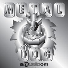 AMU104 Metal Dog