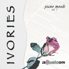 AMU107 Ivories, Piano Moods Vol. 1