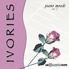 AMU108 Ivories, Piano Moods Vol. 2