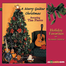 AMU123 A Merry Guitar Christmas