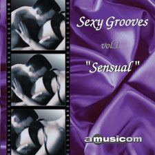 AM124 Sexy Grooves - Vol. 1 Sensual