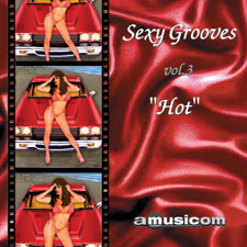 AMU126 Sexy Grooves - Vol. 3 Hot
