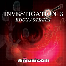 AM134 Investigation 3 Edgy / Street