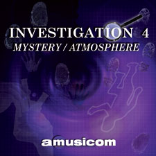 AMU135 Investigation 4 Mystery / Atmosphere