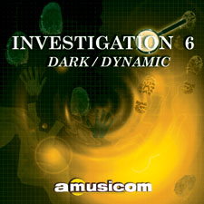 AMU139 Investigation 6 Dark/Dynamic