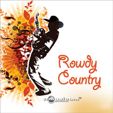 AMU161 Rowdy Country